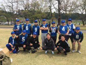 生徒たちと一緒にソフトボール大会に参加してきました!