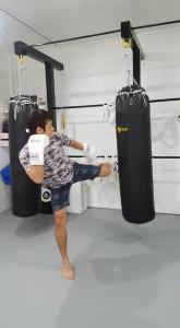 廣岡 政幸 キック ボクシング