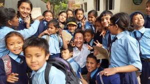 ネパール 聾唖学校